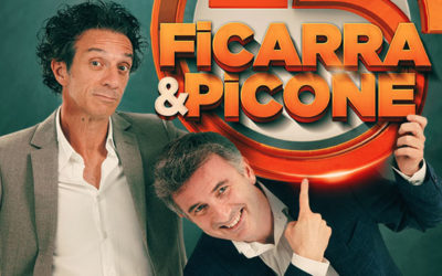 Ficarra e Picone celebrano 25 anni di carriera con un tour teatrale nel 2020