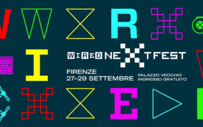 Sbarca a Firenze il Wired Next Fest
