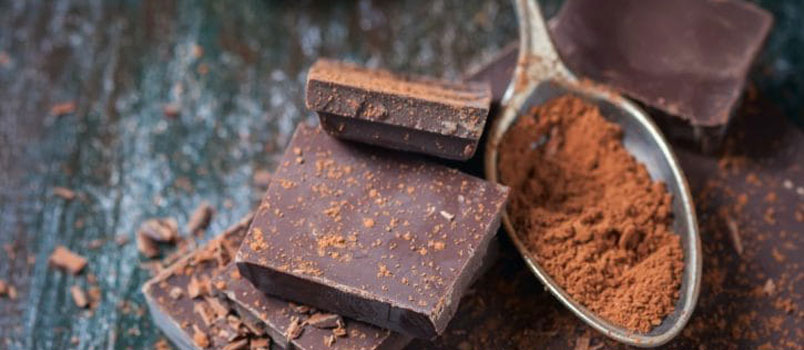 Cioccolato fondente consumato con regolarità tiene lontana la depressione