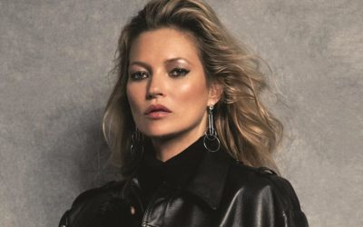 Kate Moss torna a posare per Metrocity