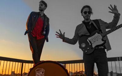 """""""La vita di un clown""""è il nuovo singolo del duo pop milanese Le Tendenze"""