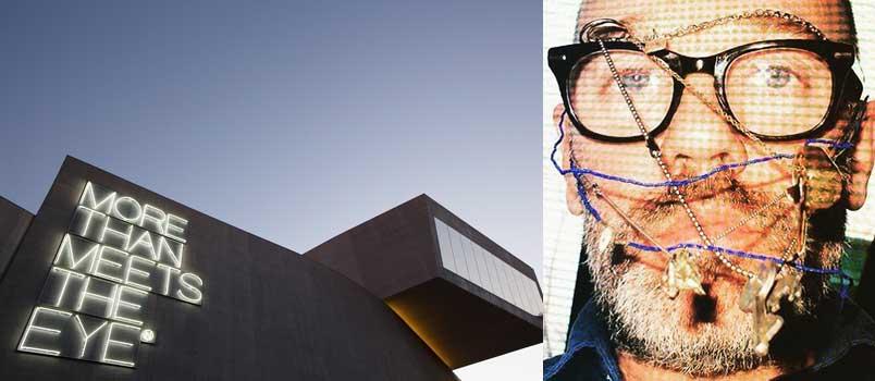 """Michael Stipe presenta al Maxxi di Roma """"Our interference times: a visual record"""""""