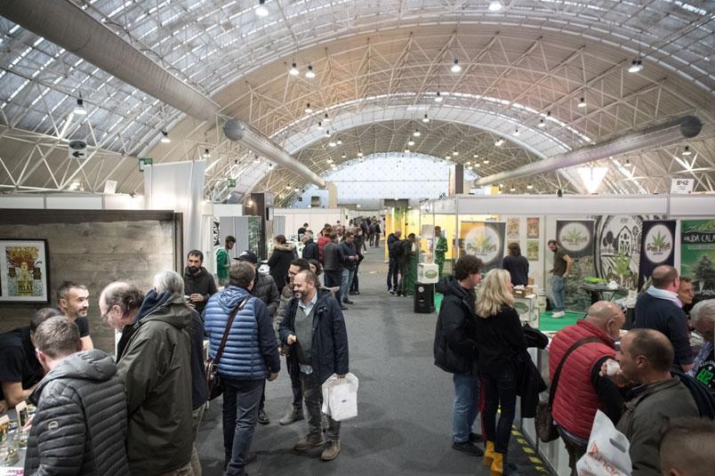 Canapa Expo 2019: dal 22 al 24 novembre al Parco Esposizioni Novegro di Milano