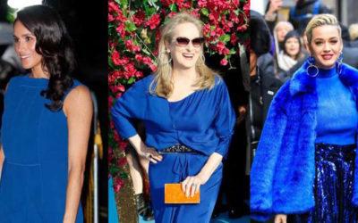 Classic Blue colore dell'anno