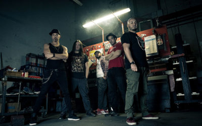 Drunken Masters: il metal di The Old Skull incontra il rap di DSA Commando