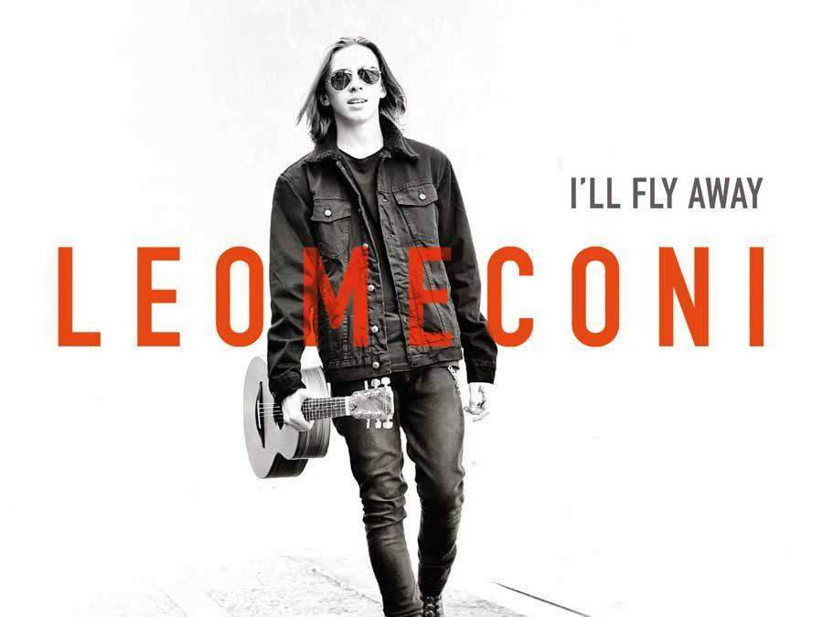 """""""I'll Fly Away"""" è il nuovo singolo di Leo Meconi"""