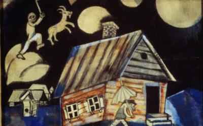 A Palazzo Roverella la Russia di Marc Chagall