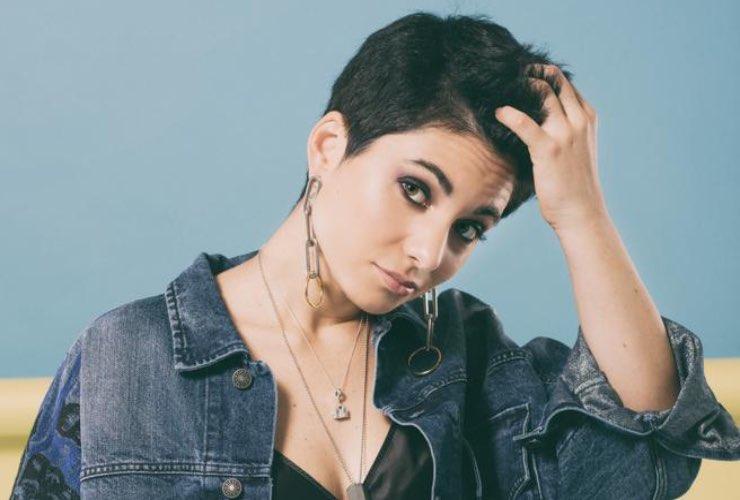 """Giordana Angi in gara al Festival di Sanremo con il brano """"Come mia madre"""""""