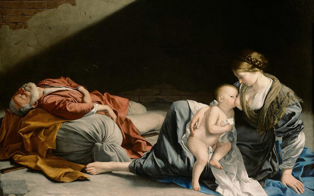 A Cremona, Orazio Gentileschi e la fuga in Egitto