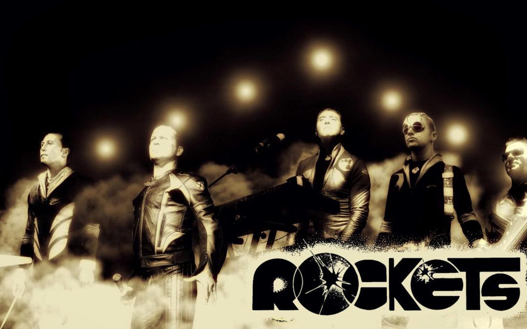 """Rockets: online il video di """"Get It On"""""""