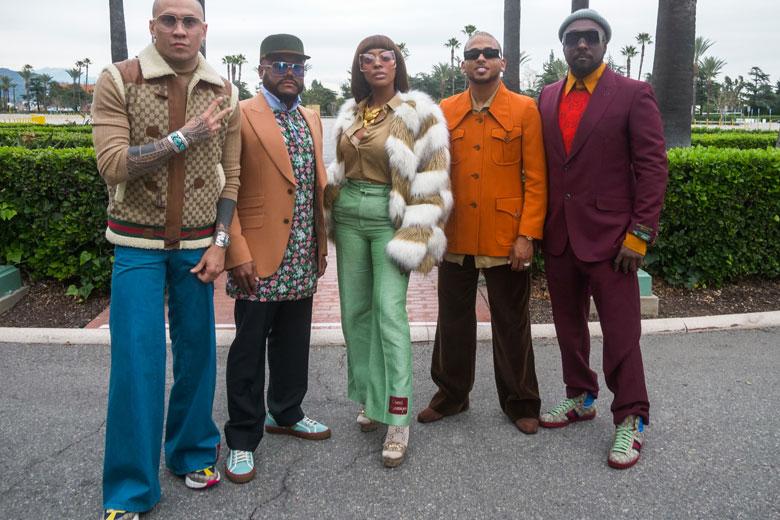 "I Black Eyed Peas tornano con ""Mamacita"""