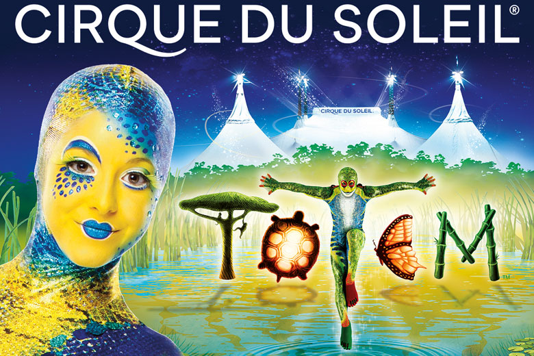 "Cirque du Soleil: annuncia nuove date per la primavera 2021 di ""Totem"""
