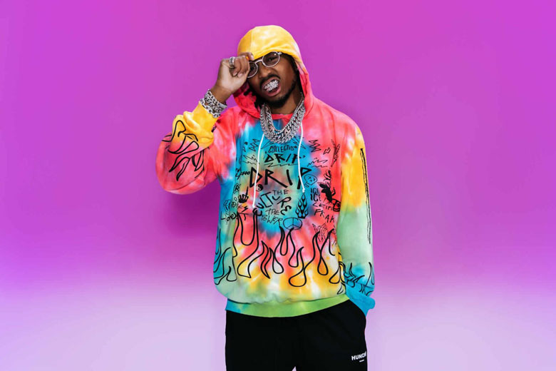 Quavo firma una special collection con BoohooMAN