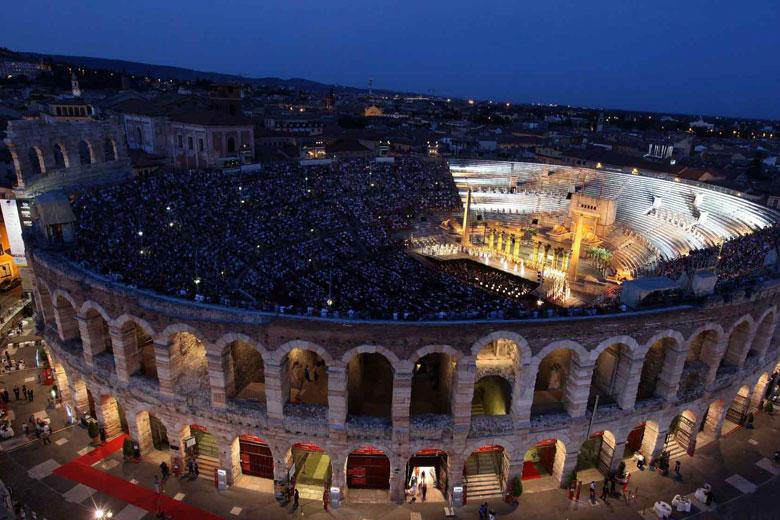 Arena di Verona: rinviati gli eventi in programma a maggio