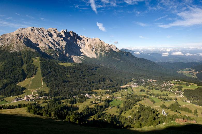 Escursioni e arrampicate per ogni livello in Val d'Ega