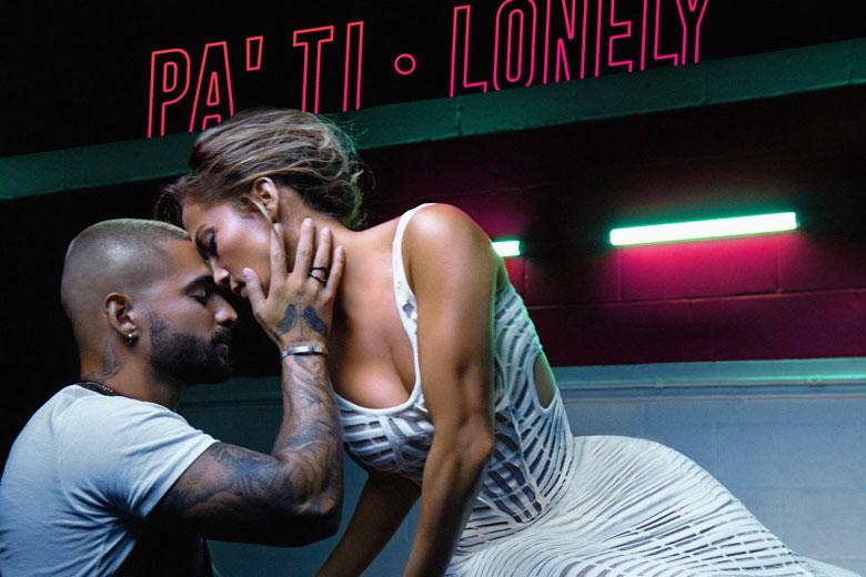 "Jennifer Lopez e Maluma insieme nel nuovo singolo ""Pa Ti"""