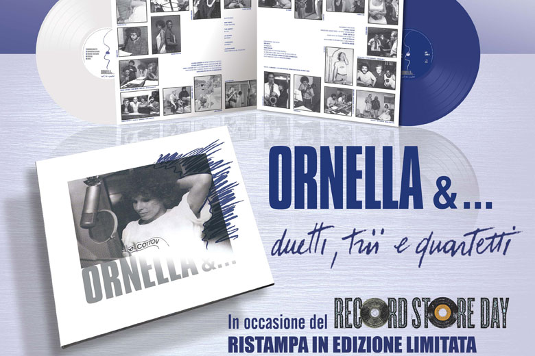 Ornella Vanoni: due collezioni imperdibili in vinili e cofanetto