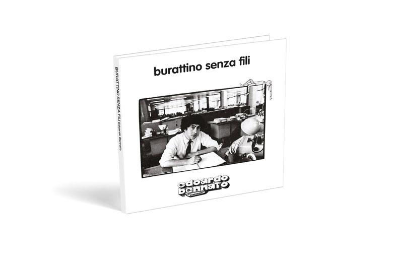 """Edoardo Bennato: torna """"BURATTINO SENZA FILI"""" in edizione rimasterizzata"""