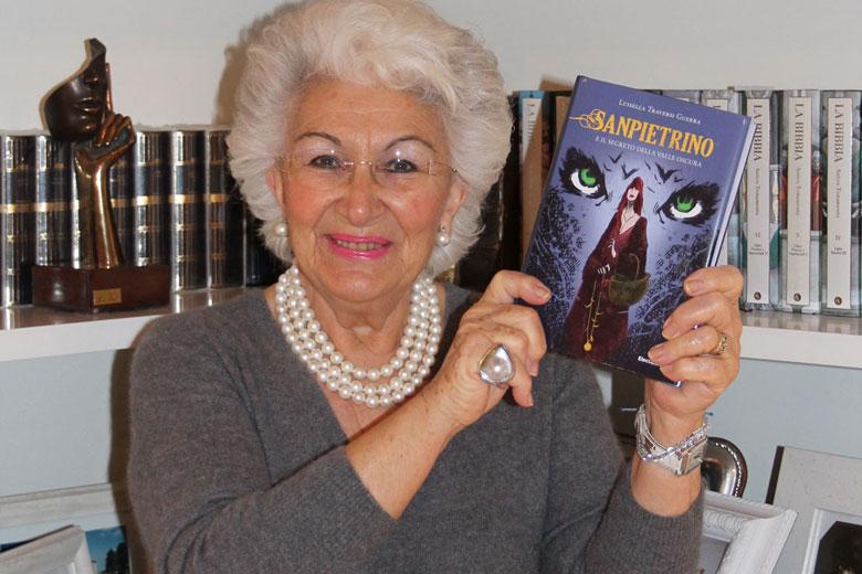 """Luisella Traversi Guerra: in libreria """"Sanpietrino e il segreto della Valle Oscura"""""""