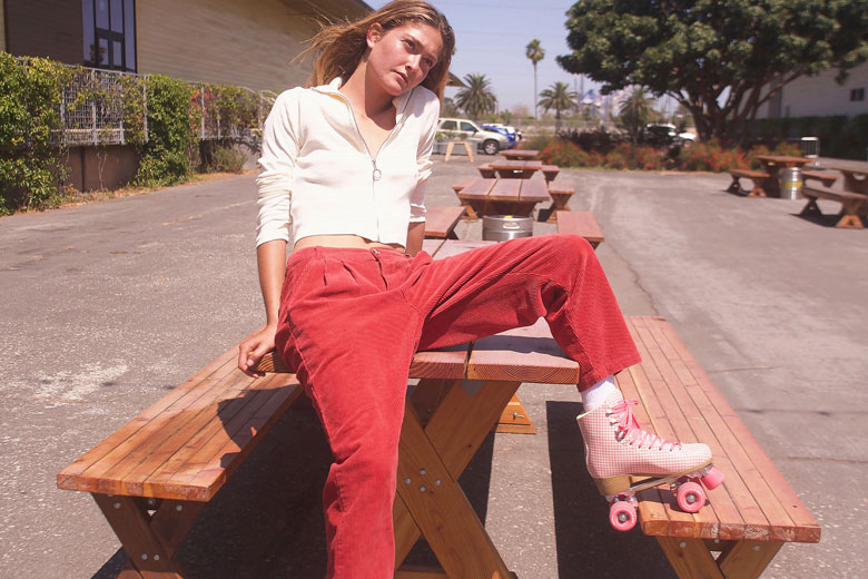 Pink Tartan Quad e Mint Flower Power Inline Skates: i nuovi arrivi nella famiglia Impala