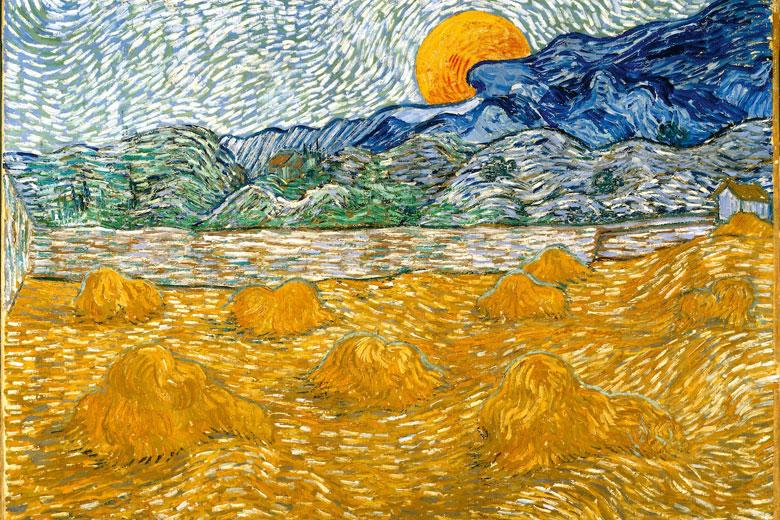"""Pittori contemporanei """"Attorno a Van Gogh"""""""