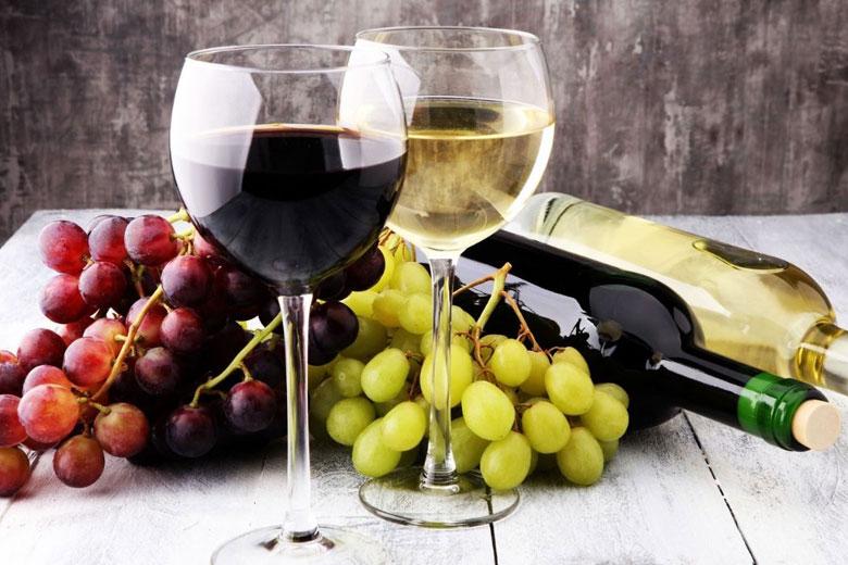 Crolla del 20% consumo del vino italiano all'estero