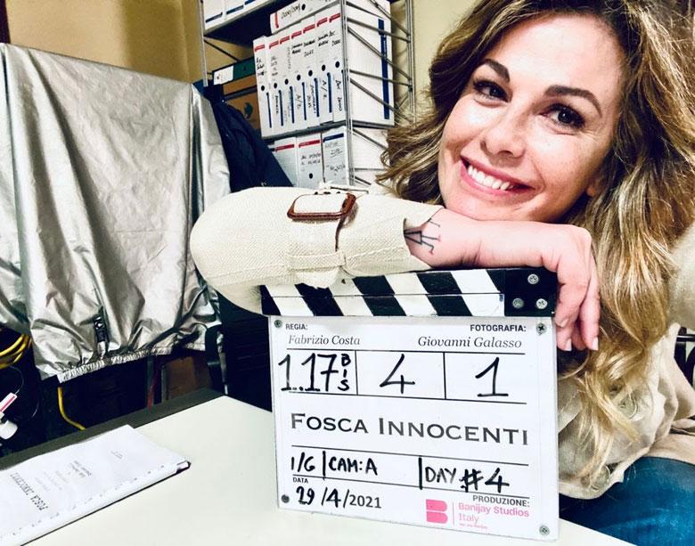 """""""Fosca Innocenti"""" al via le riprese della nuova serie tv con Vanessa Incontrada"""
